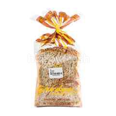 Garden Of Eden Wheat Loaf Bread with Black and White Sesame (7 pieces)