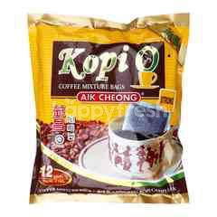 Aik Cheong Coffee Mixture Bags Strong 216G