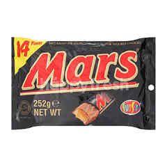 Mars Fun Size Chocolate Bars (14 Pieces)