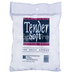 TenderSoft Premium Cotton Balls 100s