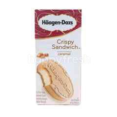 Häagen-Dazs Haagen-Dazs Crispy Sandwich Caramel Ice Cream
