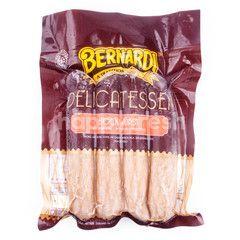 Bernardi Delicatessen Beef Bockwurst Sausage