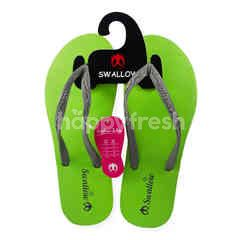Swallow Globe Brand Slippers for Ladies (10.5)