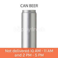 San Migule Light Beer Can