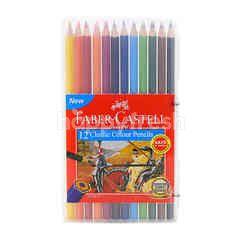 FABER CASTELL Classic Colour Pencil (12 Pieces)