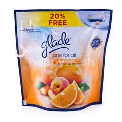 Glade One for All Orange Peach Air Freshener