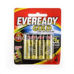 Eveready Gold Long Life Alkaline AA