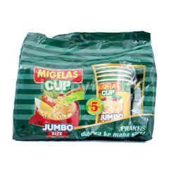 Migelas Protevit Chicken Soto Instant Soup Noodles