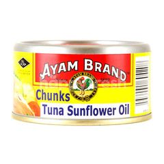 Ayam Brand Tuna Chunks In Oil