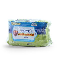 Pureen Antibacterial Wipes
