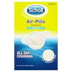 Scholl Air-Pillo Insoles - Comfort