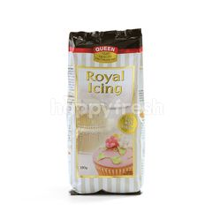 Queen Royal Icing