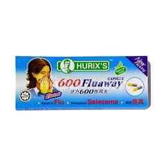 Hurix's Capsule 600 Fluaway