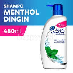 Head & Shoulders Sampo Menthol Dingin