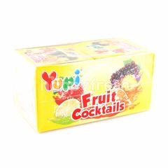 Yupi Fruits Cocktails Jelly