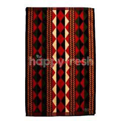 Sm Toweled Pattern Doormat 70cm x 45cm