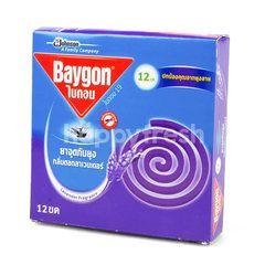 Baygon 19 Mosquito Repellent Coil Larvender