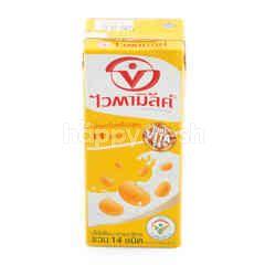 ไวตามิลค์ น้ำนมถั่วเหลือง ยูเอชที สูตรเจ
