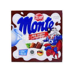 Zott Monte Milk Dessert Pudding +Chocolate