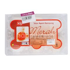 Kip Red Kampong Chicken Egg