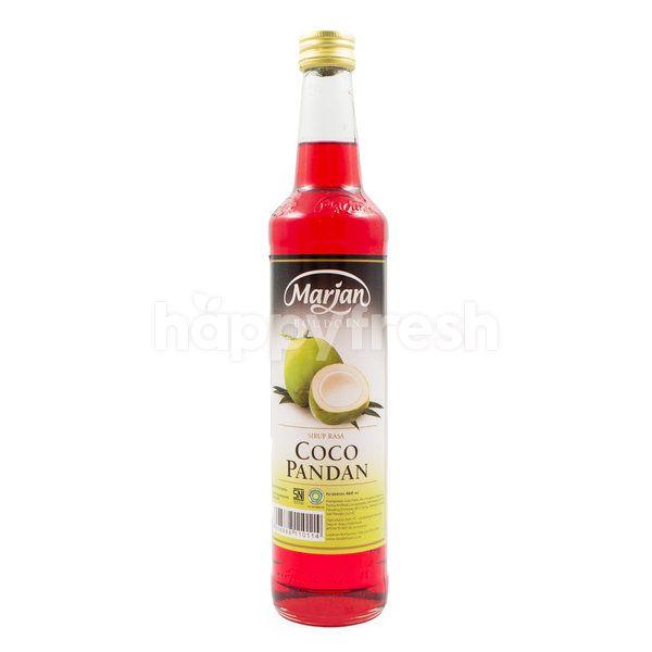 Marjan Boudoin Cocopandan Syrup