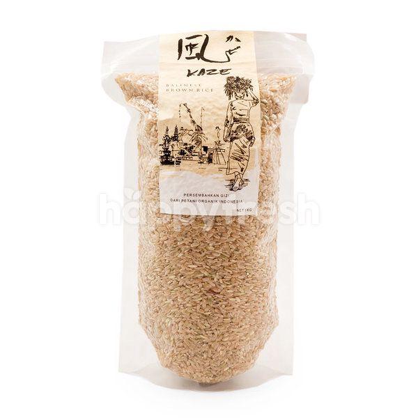 Kaze Balinese Organic Brown Rice