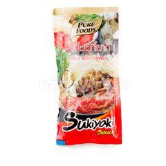 Pure Foods Sukiyaki Sauce