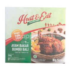 Heat and Eat Ayam Bakar Bumbu Bali