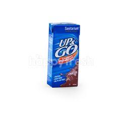 Sanitarium Up and Go Liquid Breakfast Choc Ice Milk