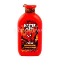 Master Kids Shampoo & Conditioner Spiderman