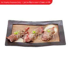 Seared Wagyu Sushi