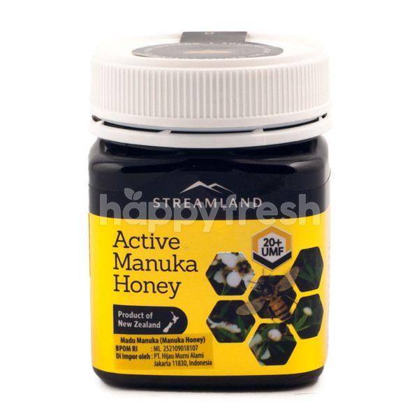 Streamland Active Manuka Madu 20+ UMF