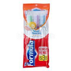 Formula Silver Protector Diamond Pack Toothbrush