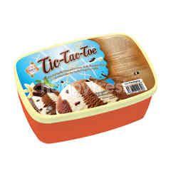 King's Tic-Tac-Toe Ice Cream