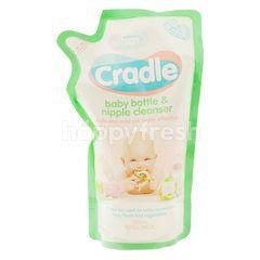 Cradle Pembersih Botol dan Dot Bayi Isi Ulang