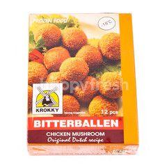 Krokky Chicken Mushroom BitterBallen