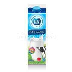 Dutch Lady Pasteurised Milk Pure Farm Full Cream 1L