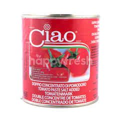 Ciao Pasta Tomat dengan Tambahan Garam