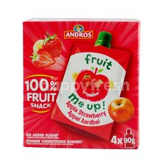 ANDROS Fruit Me Up! Apple Strawberry
