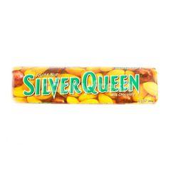 Silver Queen Cokelat Rasa Buah dan Kacang