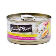 FUSSIE CAT Tuna With Chicken Formula