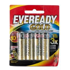 Eveready Gold AA