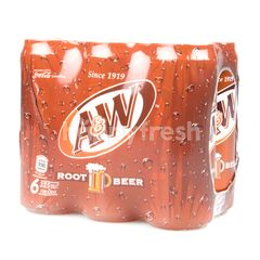 A&W Root Beer Soft Drink