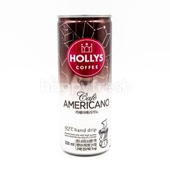 Hollys Coffee Cafe Americano