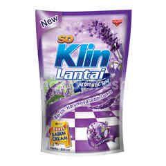 SoKlin Lantai Aromatic Spa Floral Lavender