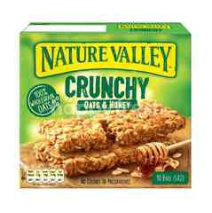 Nature Valley Crunchy Granola Bars Oats & Honey
