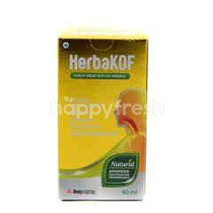 Herbakof Herbal Cough Syrup