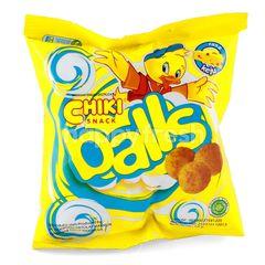 Chiki Makanan Ringan Rasa Keju