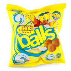 Chiki Snack Balls Cheese