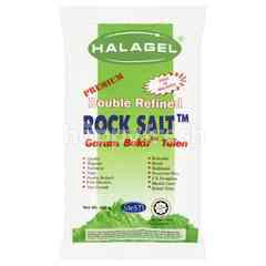 HALAGEL Premium Double Refined Rock Salt